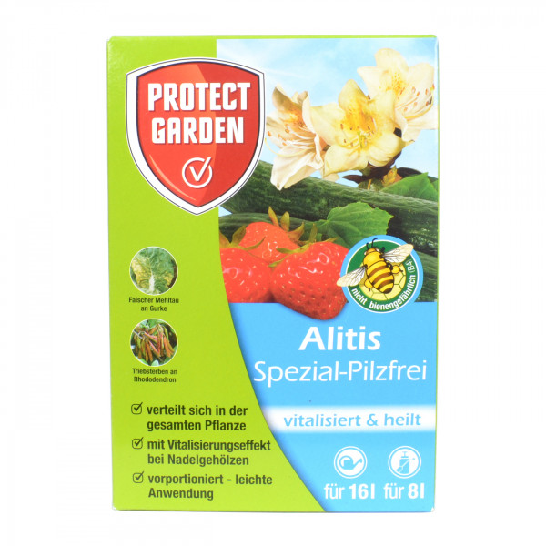 Alitis-Spezial-Pilzfrei