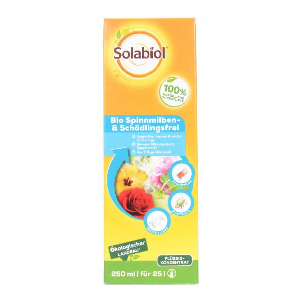 Solabiol Bio Spinnmilben und Schädlingsfrei