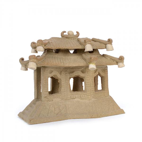 Tempel, rechtwinklig