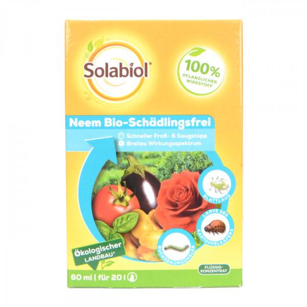 Solabiol Neem Bio-Schädlingsfrei