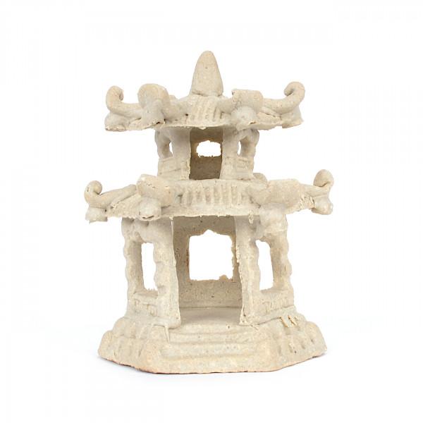 Tempel, sechseckig