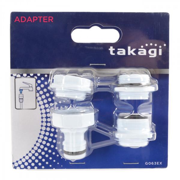 TAKAGI Indoor Wasserhahn Adapter