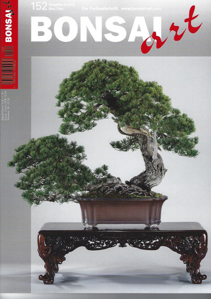 Bonsai Art, Nr.152